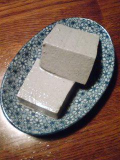 胡麻豆腐。